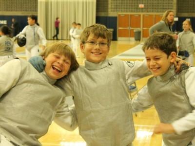 fencing buddies