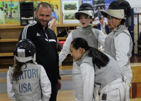 Fencing Lessons for Life