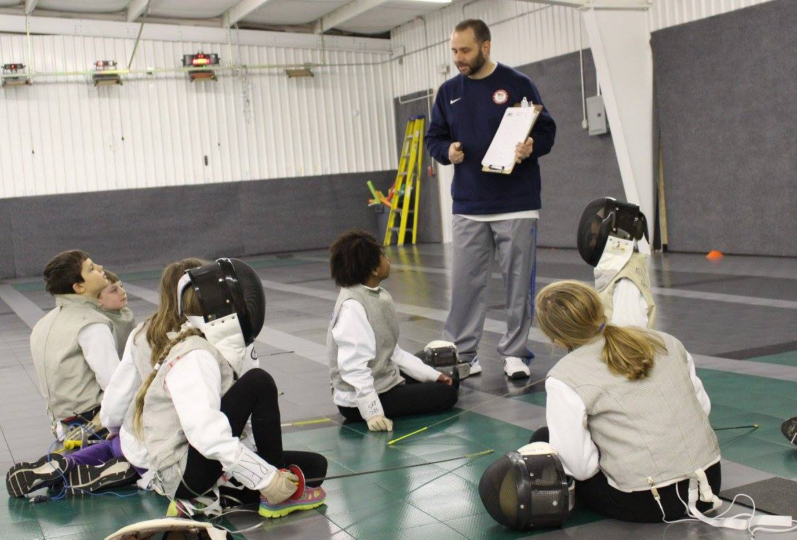 Rochester Fencing Club Youth 8 14